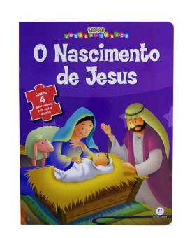 O Nascimento De Jesus | Quebra - Cabeça | Ciranda Cultural