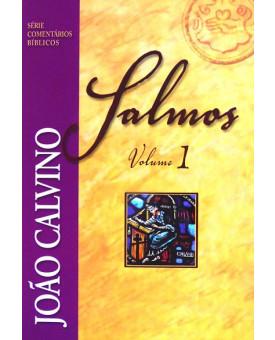 Série Comentário Bíblico | Salmos |  Vol. 1 | João Calvino