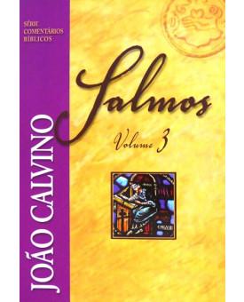 Livro Salmos Volume 3– João Calvino