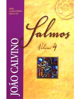 Livro Salmos Volume 4– João Calvino