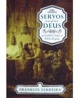 Livro Servos de Deus