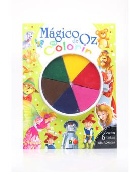 Dedinhos em Ação!   Mágico de Oz Para Colorir   Brasileitura