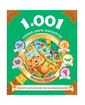 1.001 Coisas para Encontrar | Macaco Sapeca | Igloo Books