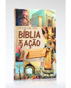 Livro Manual da Bíblia Em Ação | Sergio Cariello