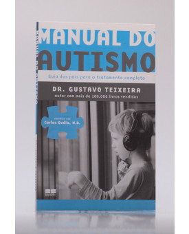 Manual do Autismo | Dr. Gustavo Teixeira