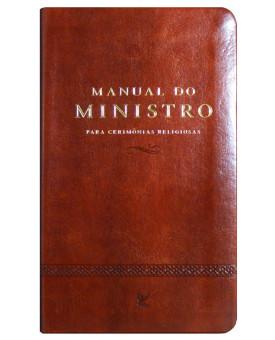 Livro Manual do Ministro - Para cerimônias religiosas | Editora Vida