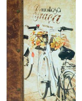 Agenda 2017 | Brochura | Maravilhosa Graça | Bicicleta | Luz e Vida