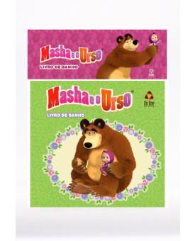 Livro de Banho   Masha e o Urso