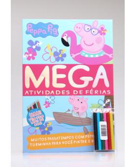Mega Atividades de Férias | Peppa Pig