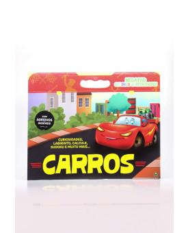 Megapad Colorir & Atividades   Carros   Brasileitura