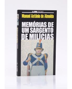 Memórias de um Sargento de Milícias | Edição de Bolso | Manuel Antônio de Almeida