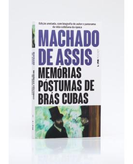 Memórias Póstumas de Brás Cubas | Edição de Bolso | Machado de Assis