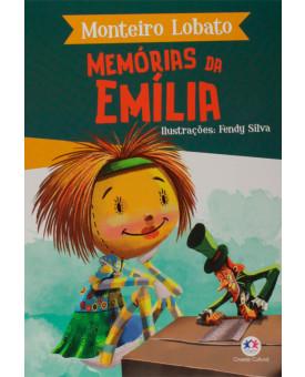Memórias da Emília | Monteiro Lobato | Ciranda Cultural