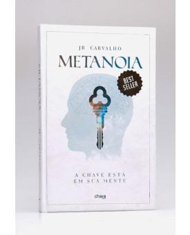Metanoia | Capa Dura | JB Carvalho