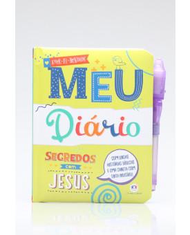 Meu Diário | Segredos com Jesus