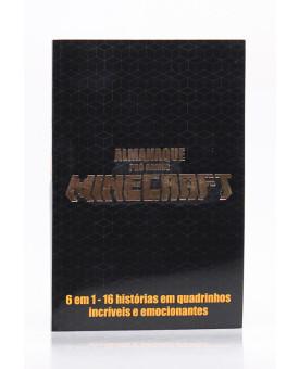 Almanaque Pró Games Minecraft   Preto