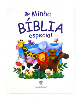 Minha Bíblia Especial - Infantil