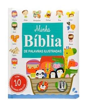 Minha Bíblia de Palavras Ilustradas   Ciranda Cultural