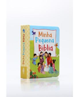 Minha Pequena Bíblia | Capa Dura Almofadada | SBN