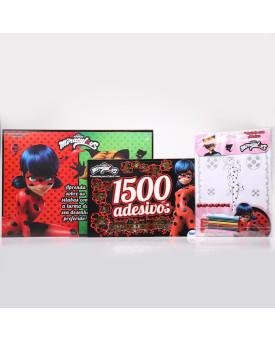 Kit 3 Livros | Miraculous Ladybug