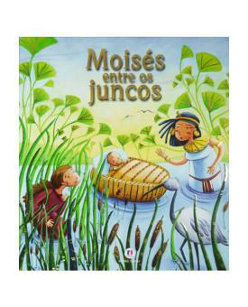 Livro Moisés Entre Os Juncos | Ciranda Cultural