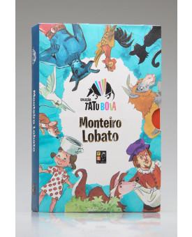 Box 5 Livros | Coleção Tatu Bola | Monteiro Lobato