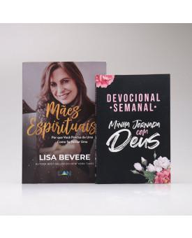 Kit Mulher de Fé | Devocional Semanal + Livro Lisa Bevere