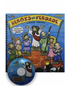 Musical Infantil Heróis de Verdade