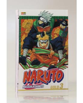 Naruto Gold | Vol.3 | Masashi Kishimoto
