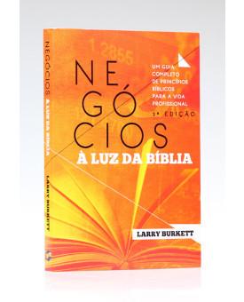 Negócios à Luz da Bíblia | Larry Burkett