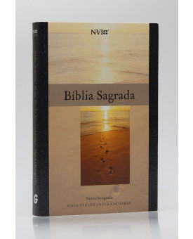 Bíblia Sagrada | NVI | Letra Normal | Brochura | Neutra