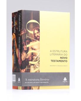 Box 2 Livros | A Estrutura Literária do Antigo e do Novo Testamentos | Carlos Osvaldo C. Pinto