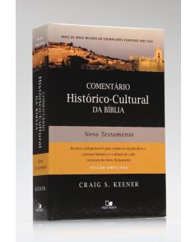 Comentário Histórico Cultural da Bíblia   Novo Testamento   Craig S. Kenner