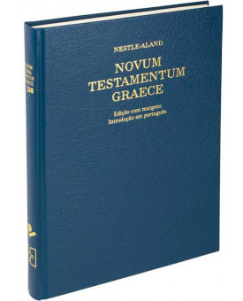 Novum Testamentum Graece | NA28 | Nestle | Aland | Grego |Capa Dura