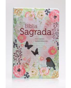 Bíblia Sagrada | NVT | Letra Normal | Capa Dura | Clássica Virtuosa