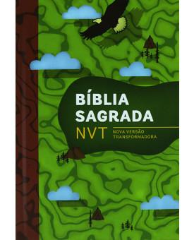Bíblia Sagrada | NVT | Letra Normal | Capa Dura | Aventura