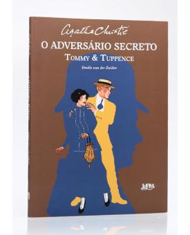O Adversário Secreto | Em Quadrinhos | Agatha Christie