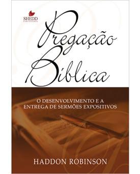 Livro Pregação Bíblica