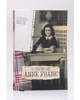 O Diário de Anne Frank | Capa Dura | Anne Frank | Edição Histórica