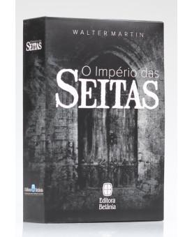 Kit 4 Livros | O Império das Seitas | Walter Martin