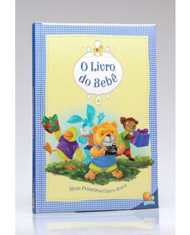 O Livro do Bebê | Meus Primeiros Cinco Anos | Todolivro | Azul