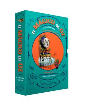 Box 3 Livros | O Mágico de Oz | Vol.1 | L. Frank Baum