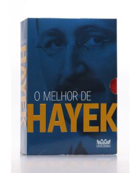 Box 3 Livros   O Melhor de Hayek