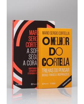Kit 2 Livros | O Melhor de Sergio Cortella | Vol. 1 | Mario Sergio Cortella
