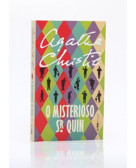 O Misterioso Sr. Quin | Edição de Bolso | Agatha Christie