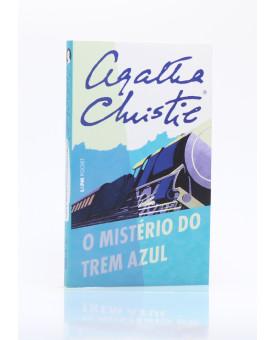 O Mistério do Trem Azul | Edição de Bolso | Agatha Christie