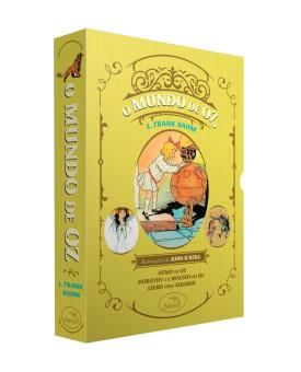 Box 3 Livros | O Mundo de Oz | Vol.2 | L. Frank Baum