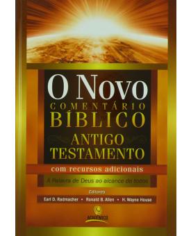 Novo Comentário Bíblico AT e NT | Earl D.Radmacher