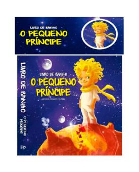 Livro de Banho   O Pequeno Príncipe