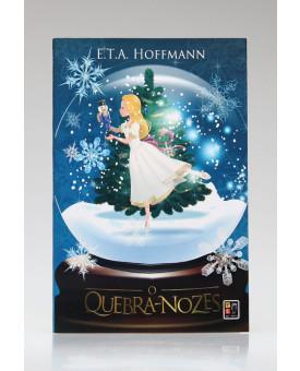 O Quebra-Nozes | E. T. A. Hoffmann | Capa Bailarina